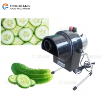 Fengxiang SX-100 Desk-top Electric Cucumber Slicing Slicer Cutter Machine