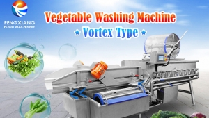 How to operate and maintain the fruit and vegetable washing machine correctly