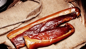 Autumn breeze rises—— How to make cured meat better?