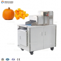 Fengxiang Automatic Pumpkin Cube Cutter Dicing Machine