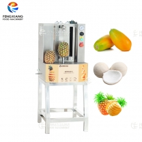 Fengxiang Small Melon Peeling Machine Automatic Pineapple Peeler