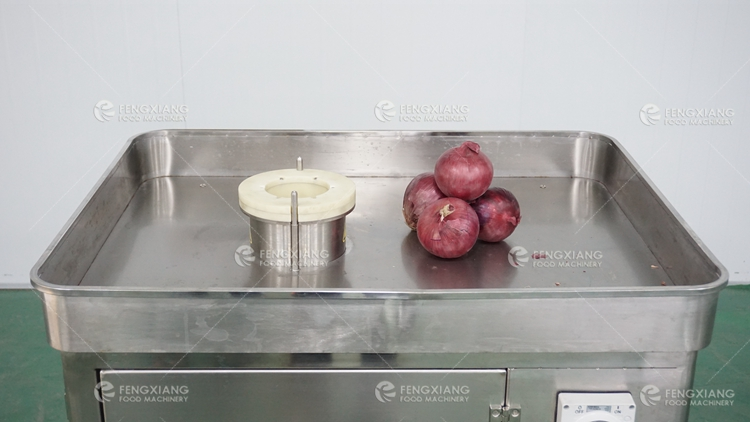 AutomaticVegetable and Fruit Splitting Machine