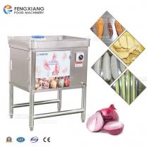 VS-4 Vegetable and Fruit Separating Cutting Machine Onion Splitting Machine