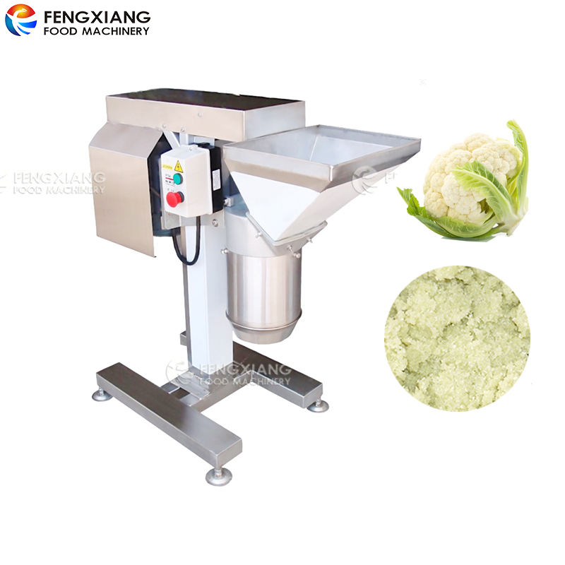 Cauliflower Chopping Machine