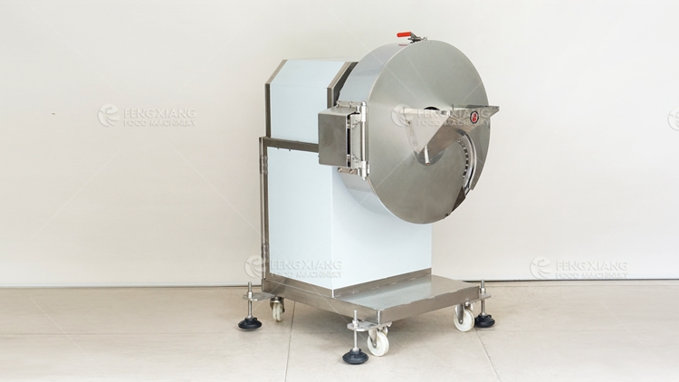 Automatic onion Chips Cutting Machine