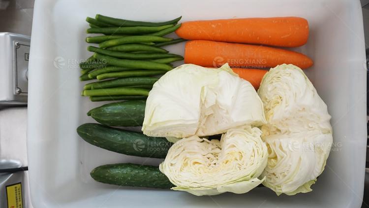 Multiplication Vegetable Cutting Machine