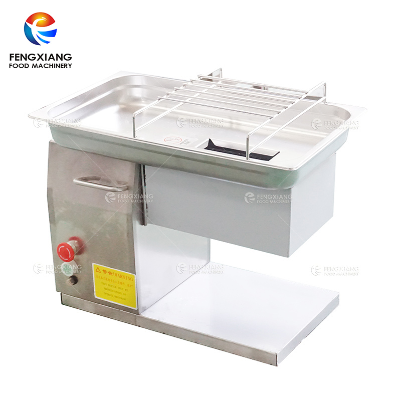 Stainless Steel Meat Slicing Cutting Machine