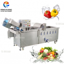 WA-1000 Vegetable bubble spray washing machine